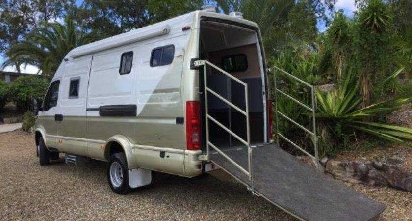 Iveco Daily Auto Turbo Diesel Camper Motorhome Horse