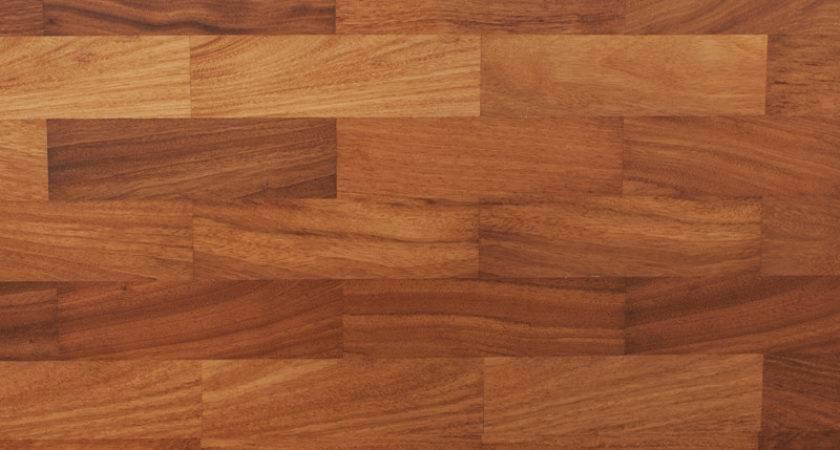 Jamaica Wharf Engineered Doussie Hardwood Two Strip Floor