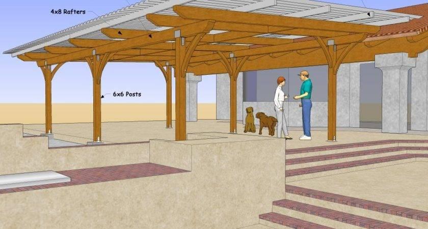 Jamul Patio Cover Build
