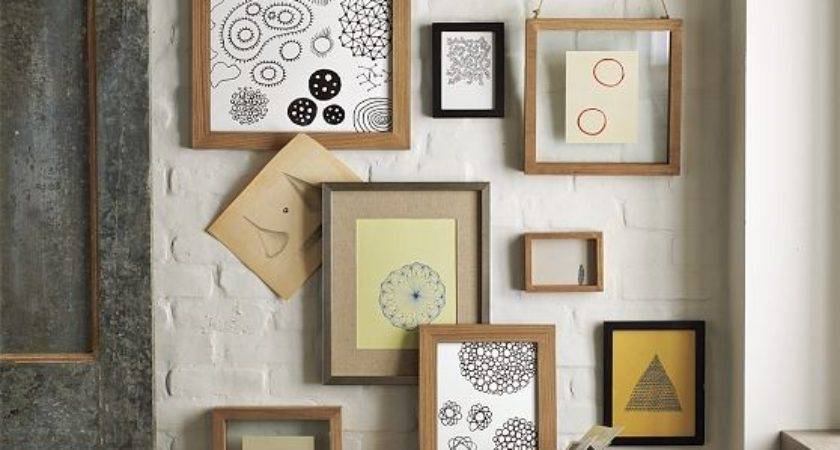 Jason Polan Framed Wall Art Modern Artwork