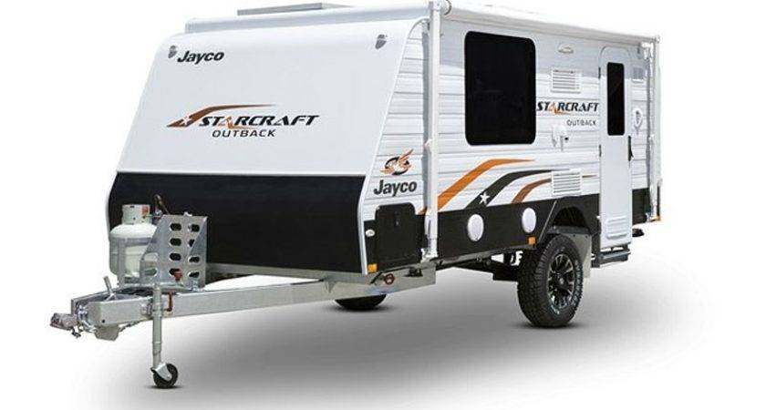 Jayco Starcraft Towing Caravans Specification