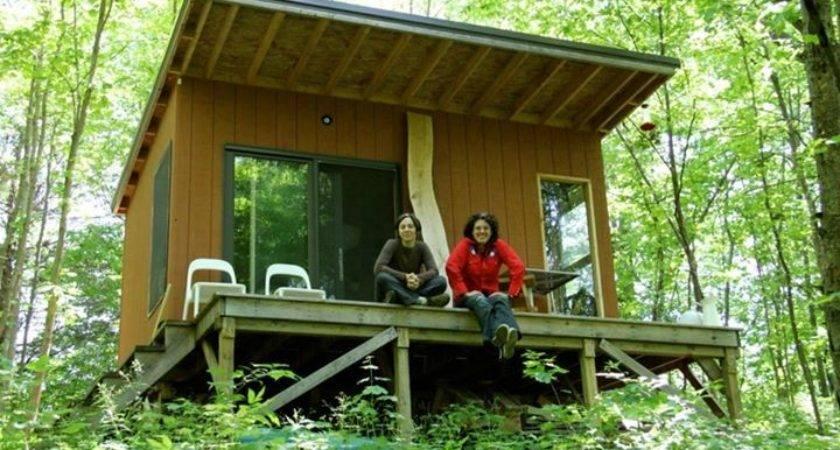 Jenny Carney Xanadu Cabin Tiny House Blog
