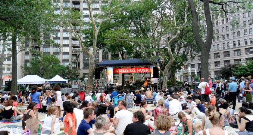 John Ellis Double Wide Somi Madison Square Park All