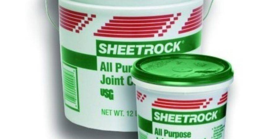 Joint Compounds Sheetrock Brand All Purpose