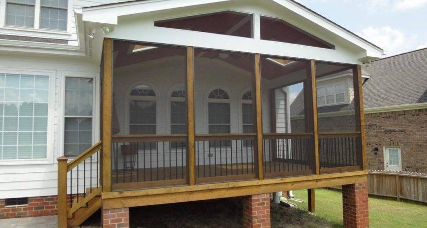 Jolly Saveemail Together Screened Porch Louis
