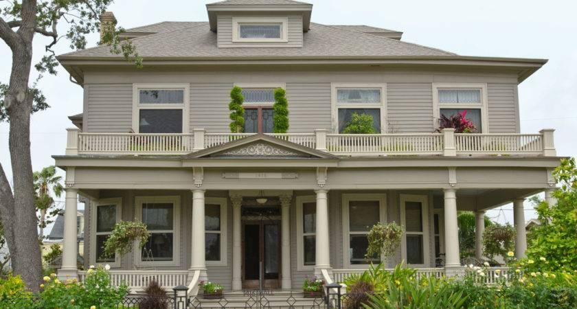Journeys Judy Restored Old Homes Galveston