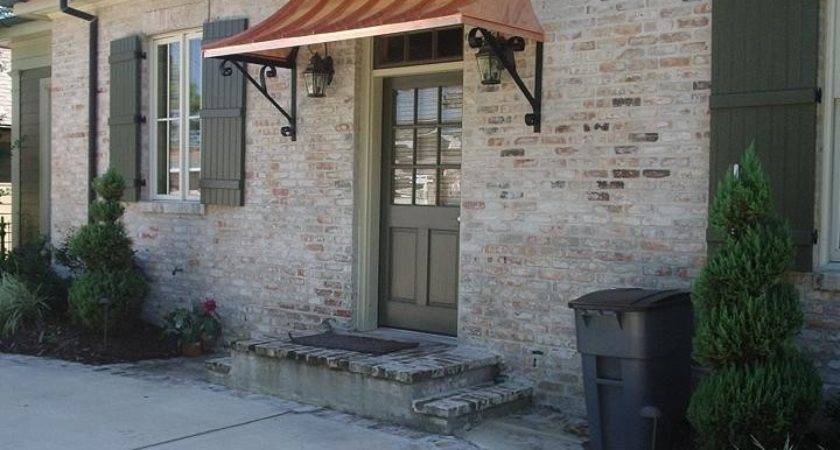 Juliet Copper Awnings Projects