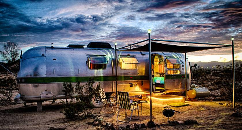 Kate Lazy Meadow Airstream Trailers