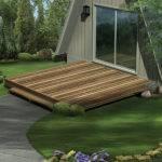 Kendra Easy Build Decks Plan House Plans