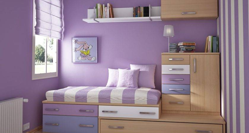 Kickrs Modern Small Kids Rooms Space Saving