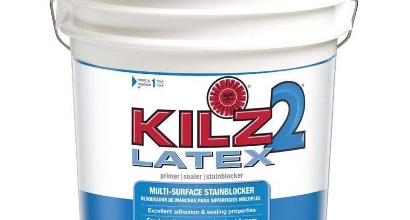 Kilz Gal White Water Based Latex Multi Surface
