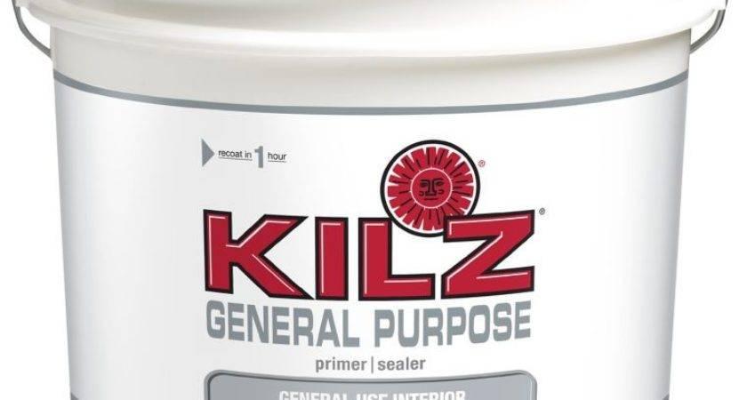 Kilz Pro Interior Pva Drywall Primer