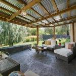 Kind Wood Porch Roof Ideas
