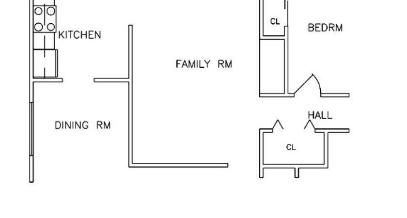 Kitchen Addition Plan