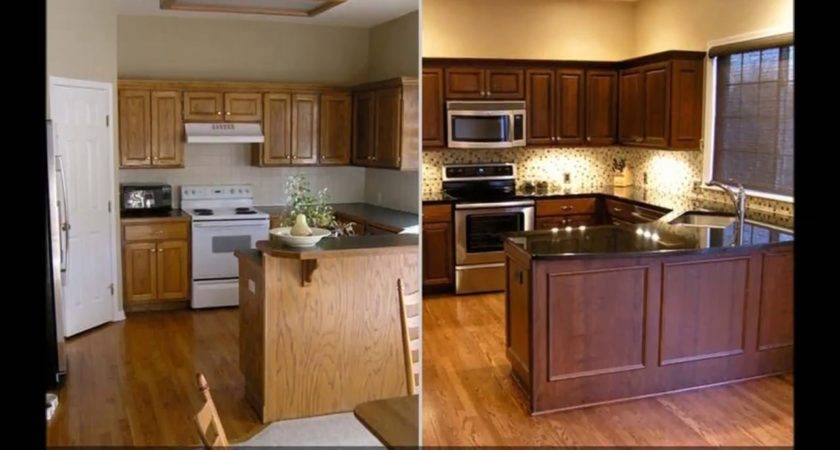 Kitchen Cabinet Refacing Ideas Before After Youtube