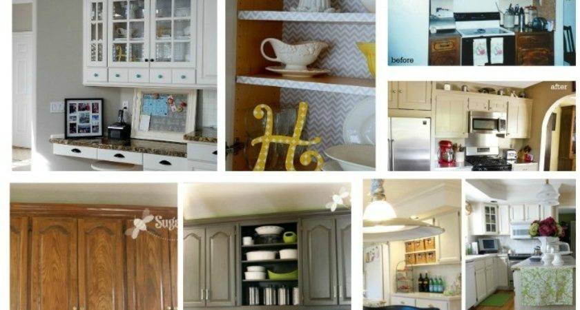 Kitchen Cabinets Ideas Budget Cabinet Makeover