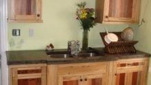Kitchen Cabinets Made Out Pallets