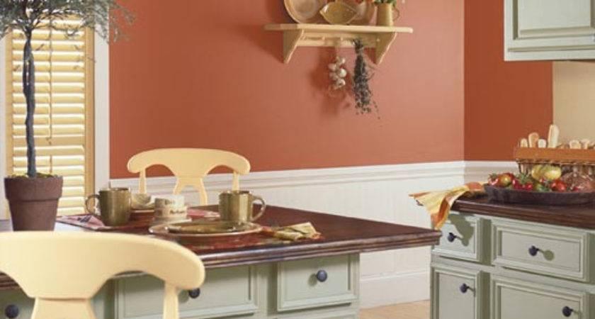 Kitchen Color Ideas Pthyd