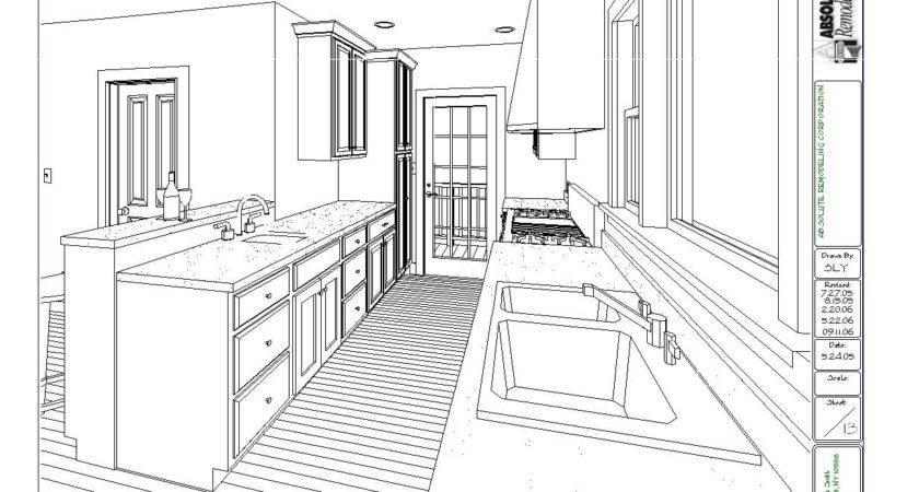 Kitchen Floor Plan Ideas Design