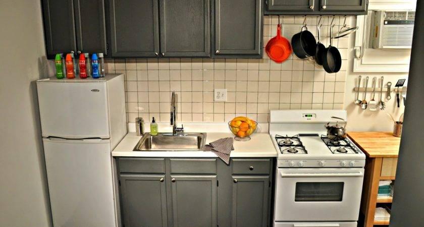 Kitchen Ideas Small Apartments Studio Apartment
