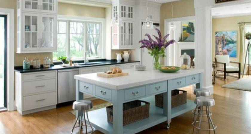 Kitchen Islands Mobile Home Designs