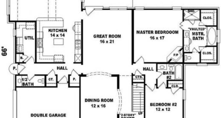 Kitchen Marvelous House Plans Pools First Level