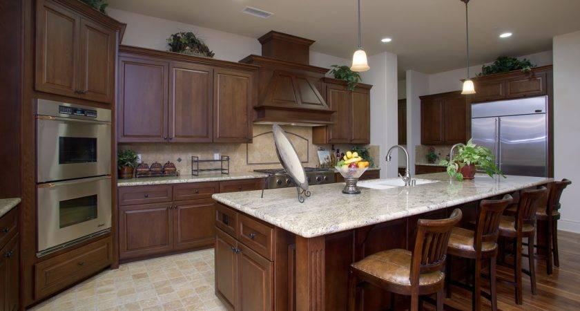 Kitchen Model Homes Design Photos