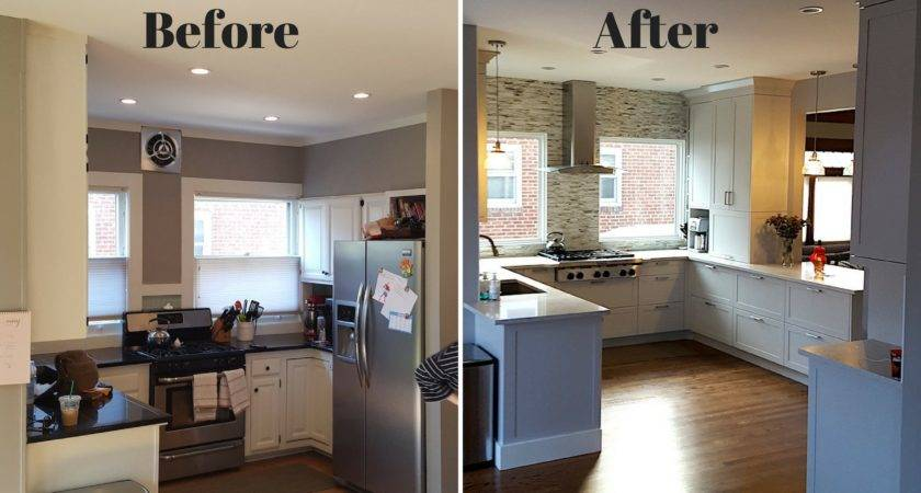 Kitchen Remodel Before After Complete Kitchens More