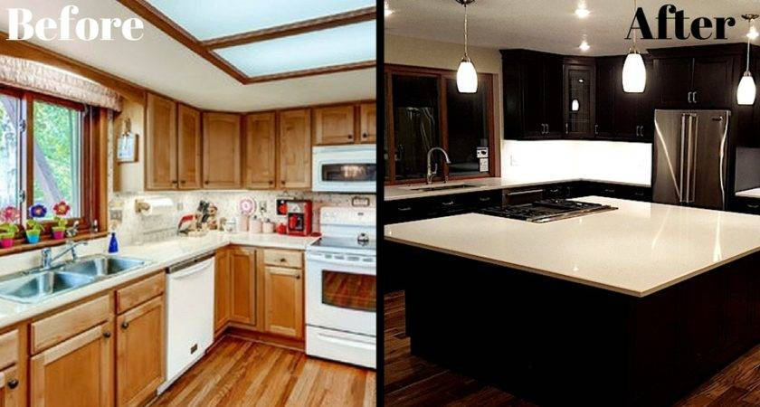 Kitchen Remodel Before After Rapflava