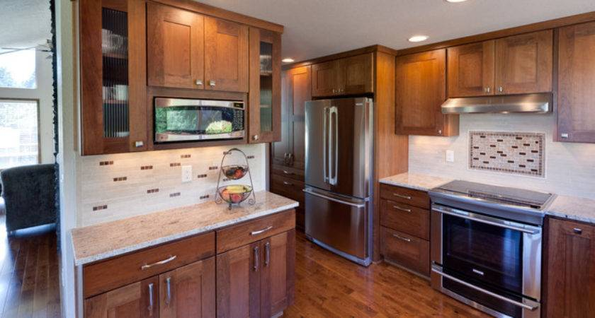 Kitchen Remodeled Traditional