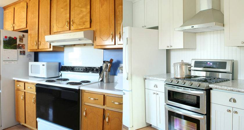 Kitchen Remodeling Projects Before After
