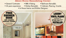 Kitchen Remodeling Sale Home Center San