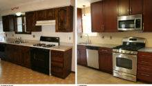 Kitchen Remodels Before After Photos Modern Kitchens