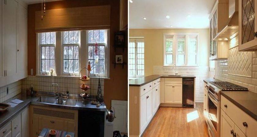 Kitchen Renovations Before After