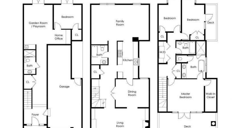 Kitchen Room Floor Plans Combinations