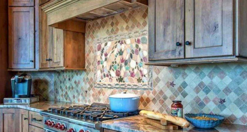 Kitchen Rustic Decor Ideas Kitchens Industrial Small