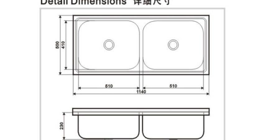 Kitchen Sink Sizes Rapflava