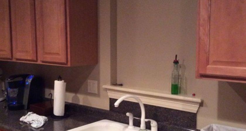 Kitchen Sink Window Over