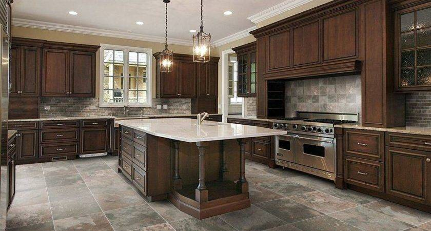 Kitchen Tile Floor Ideas Best Material