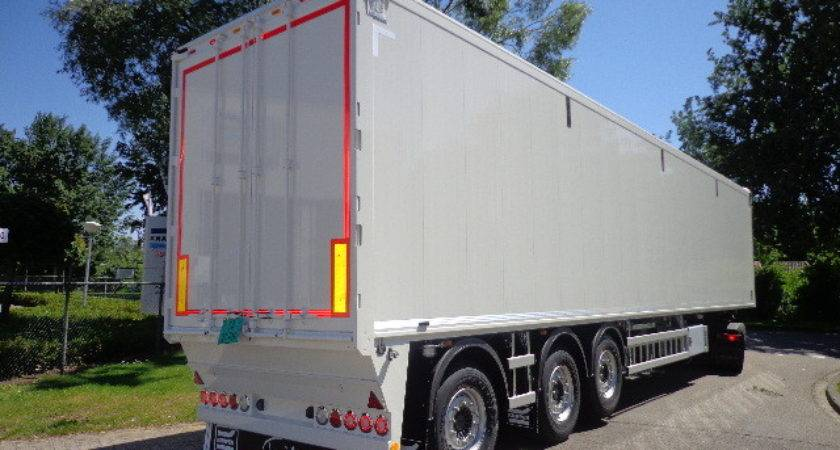 Knapen Trailers First Type Approved Trail