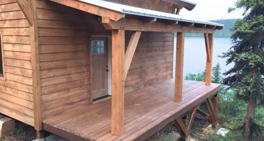 Know Front Porch Has Much Fancier Roof Line