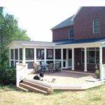 Knoxville Screened Porches Covered Front
