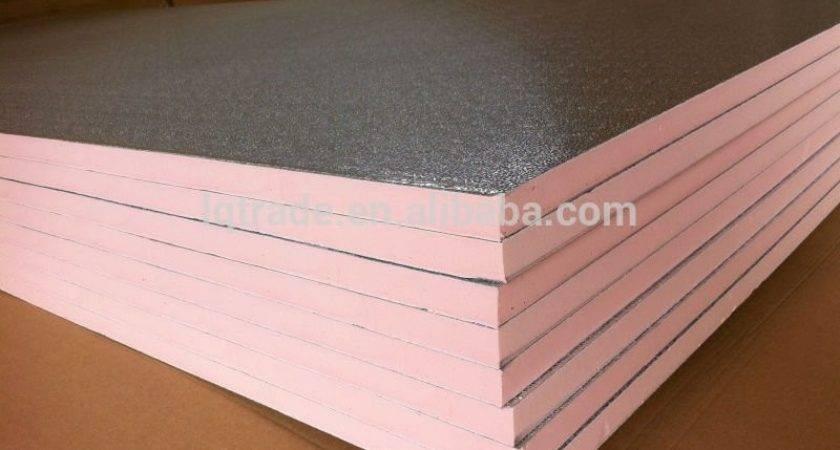 Kraft Paper Rigid Phenolic Foam Insulation Board