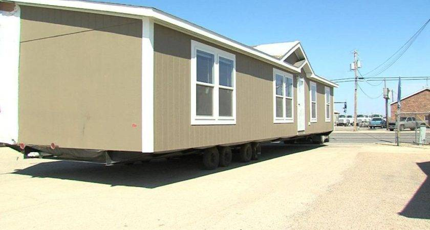 Lack Apartments Causing Record Mobile Home Sales Kwes