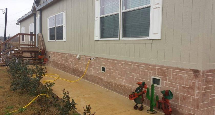 Lakeland Mobile Home Skirting Choices