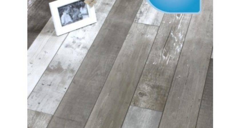 Lamett Pine Grey Laminate Floor Water Resistant