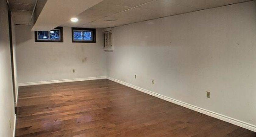 Laminate Flooring Basement Subfloor