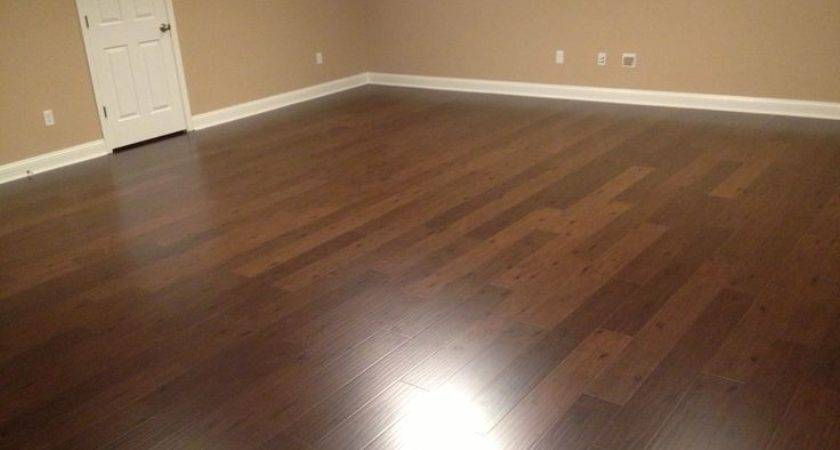 Laminate Flooring Basement