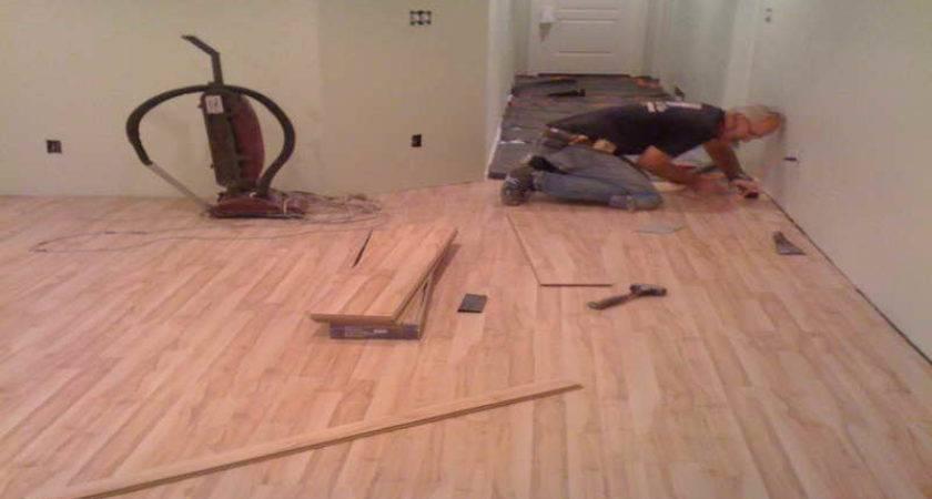 Laminate Flooring Basements