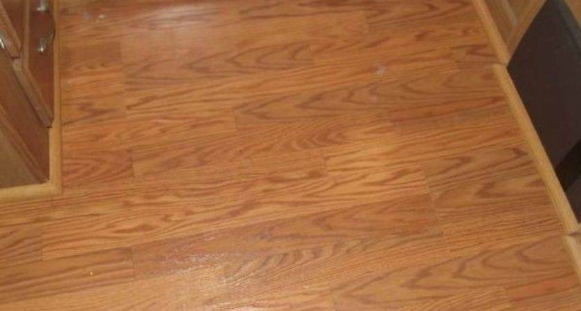 Laminate Flooring Cabinets Midcentury